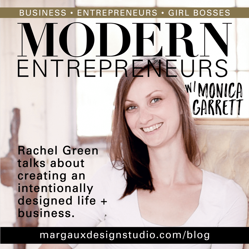 MODERN ENTREPRENEURS PODCAST EPISODE 7 WITH RACHEL GREEN
