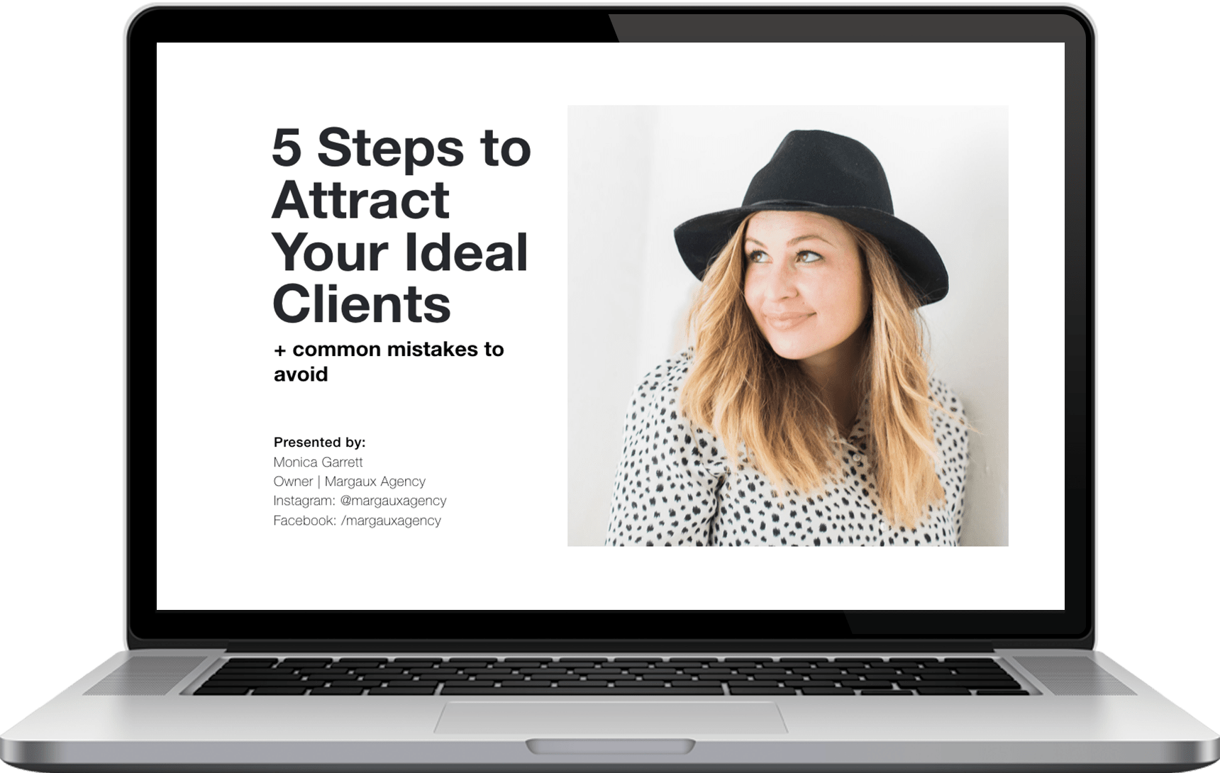 5 STEPS TO ATTRACT YOUR IDEAL CLIENTS