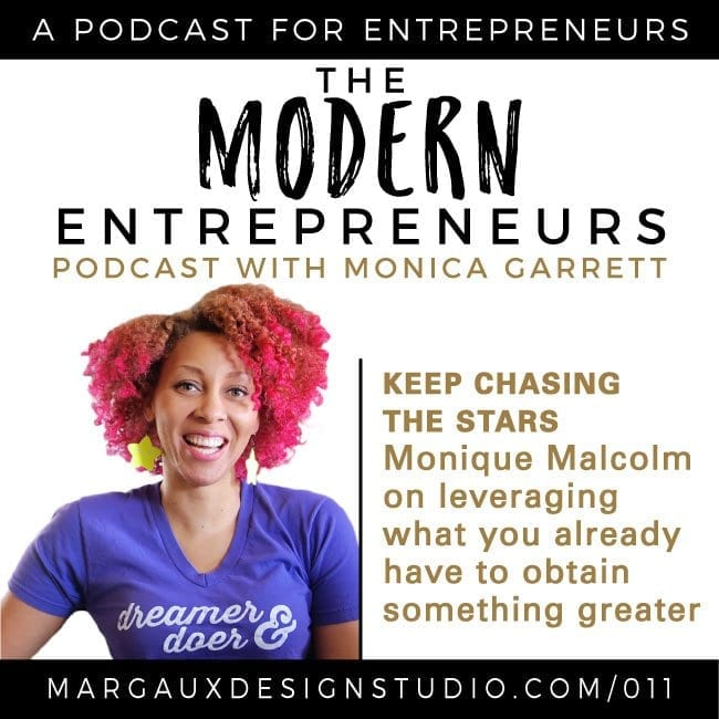 MONIQUE MALCOLM PODCAST