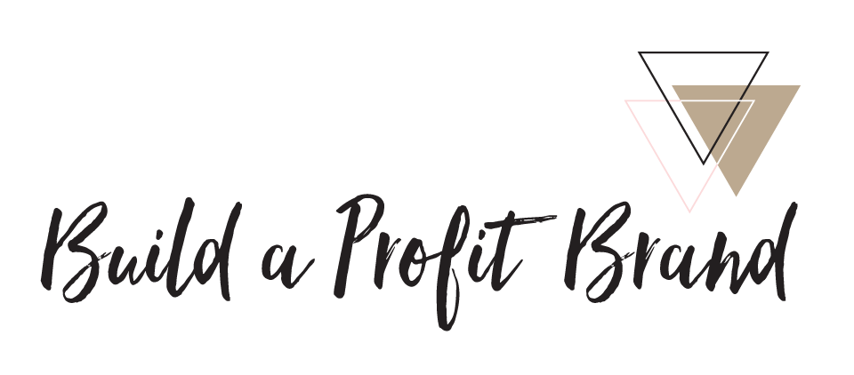 BUILD A PROFIT BRAND COURSE