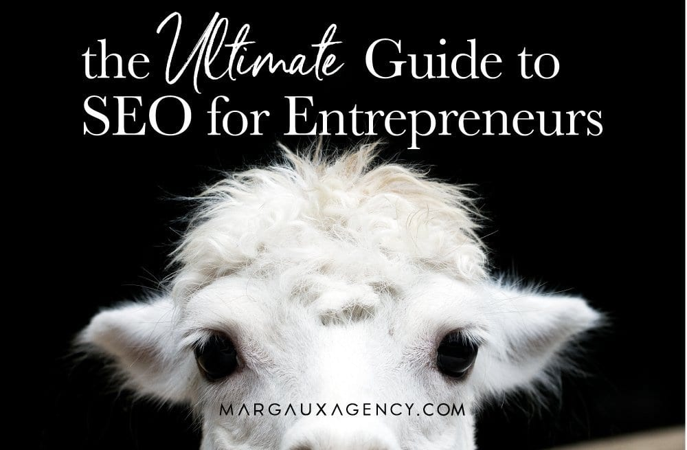 Ultimate Entrepreneur SEO Guide