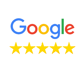 Google 5 Star Rating for Web Design