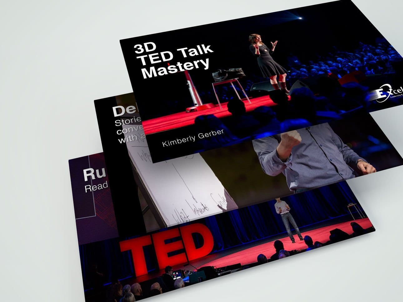 TED 3D DONE FOR YOU PRESENTATIONS