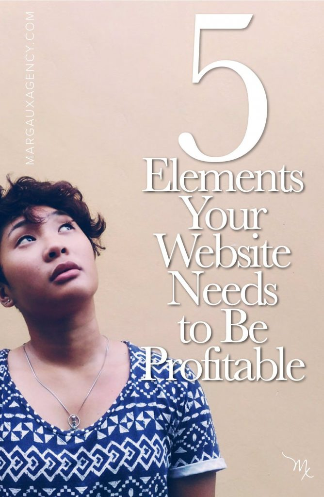 5 Elements Your Business Website Needs