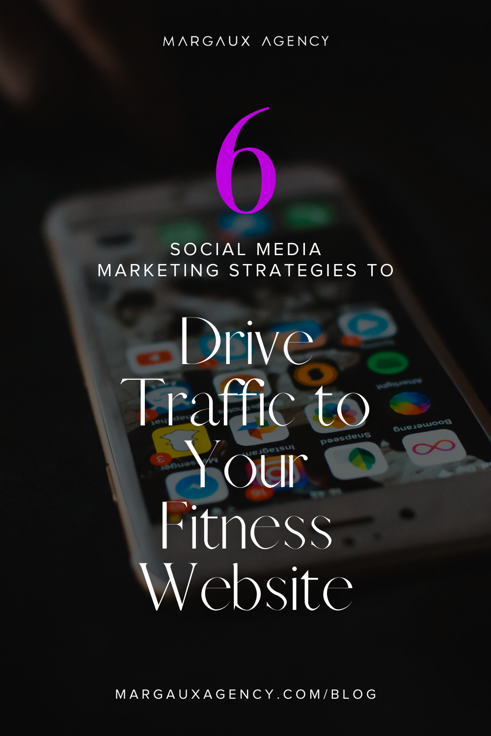Traffic to Fitness Website